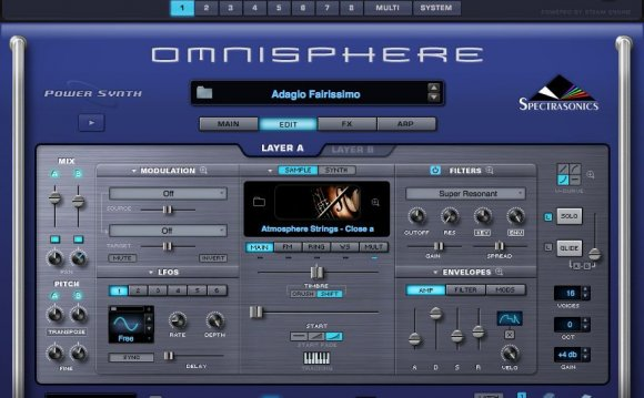 (Pic 8) Omnisphere is the
