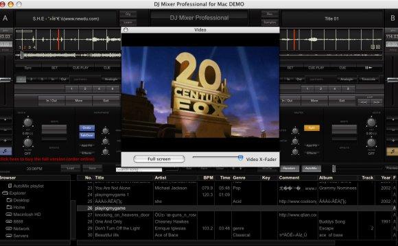Dj Mixer Pro For Mac Free