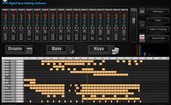 DrDrum Drum Machine Software