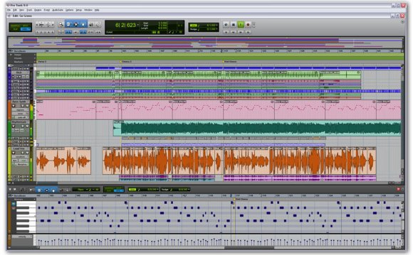 Free Pro tools MP 9 download
