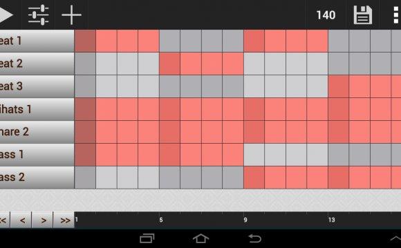 Groove Mixer