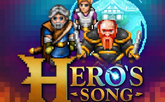 Hero s Song is the first game