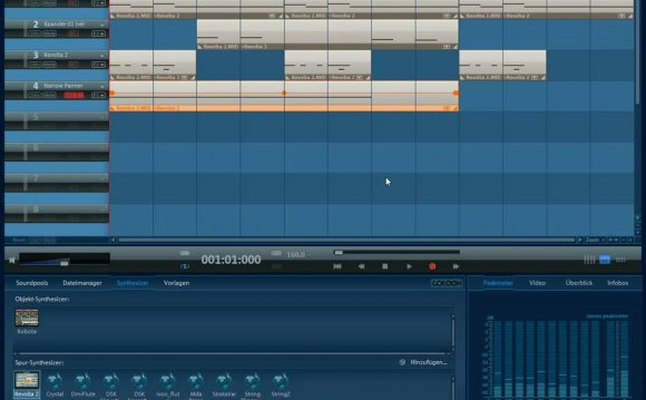 How To Make a Song with Magix