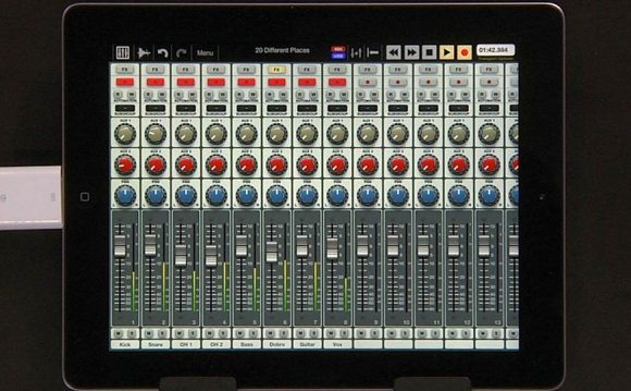 IPad Music Production: Auria