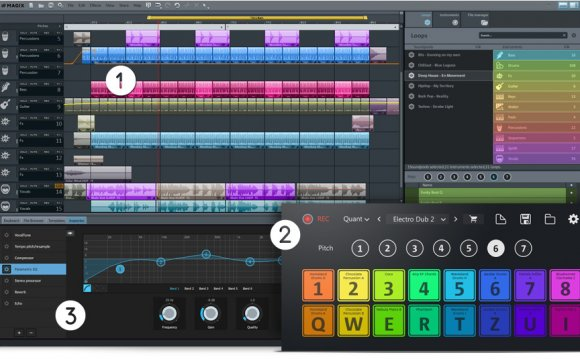 Magix Music Maher Dubstep Vol