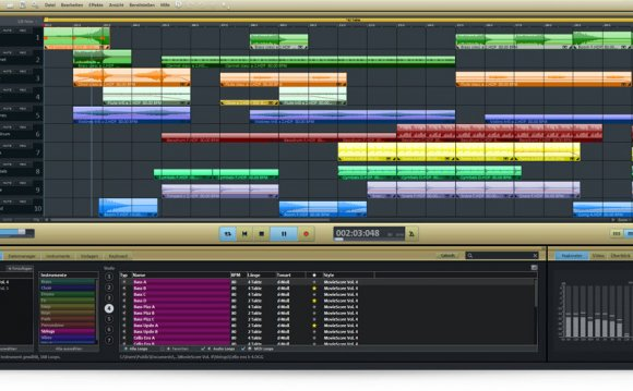 Magix music maker soundtrack