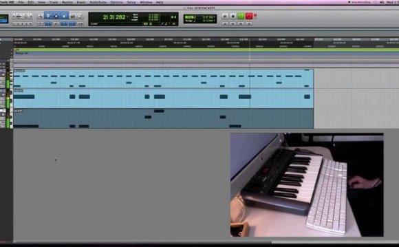 Make beats in Pro Tools – as