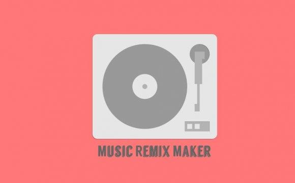 Music Remix Maker Apps