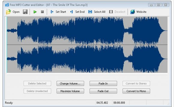 Audio cutter freeware free