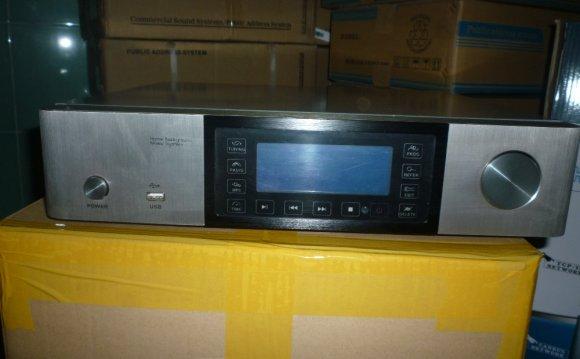 TPA H-100 digital amplifier 10