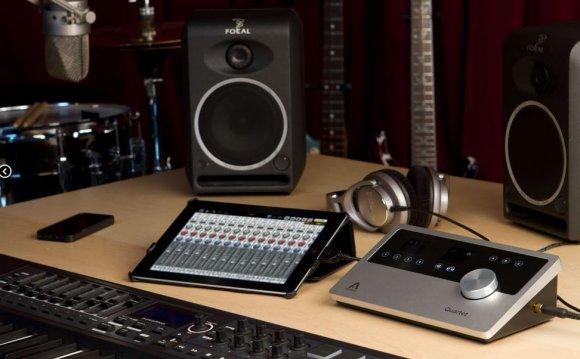2) Choosing your Audio