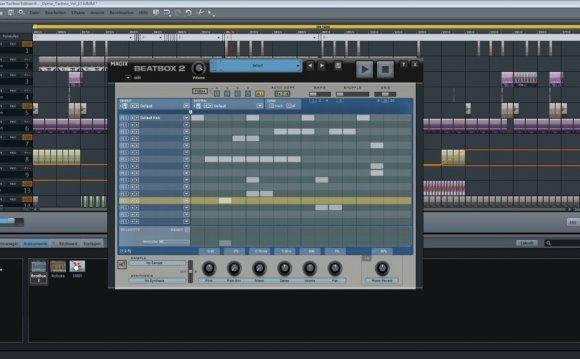 Screenshot 2 - Magix Music