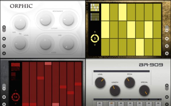 Electronic Music Maker