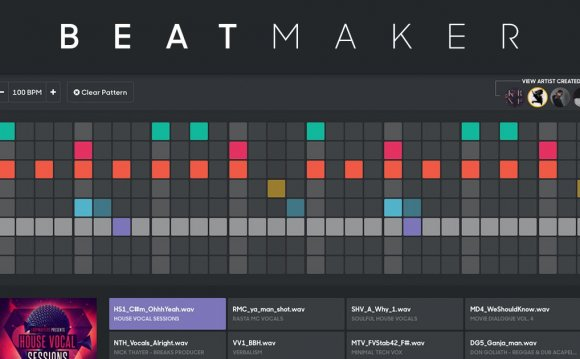 Splice Beat Maker | Splice