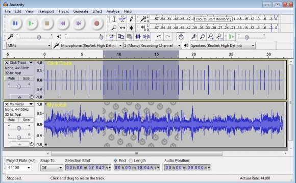 Music recording software Reviews
