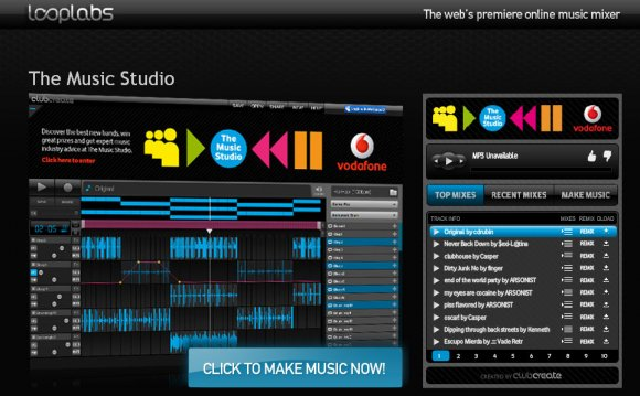 free online music recording software
