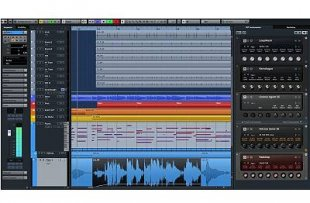 Cubase musical Recording Software