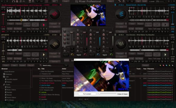 pc music mixer software download