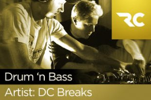 Drum and Bass - DC Breaks