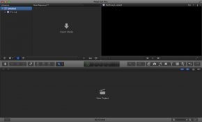 Final Cut Pro X's software