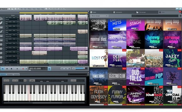 Music mixing software online