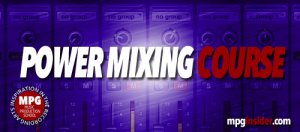 Power Mixing Course2