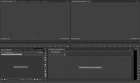 Premiere Pro's Interface