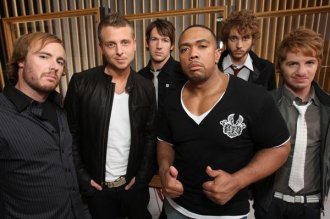 Timbaland and somethingRepublic