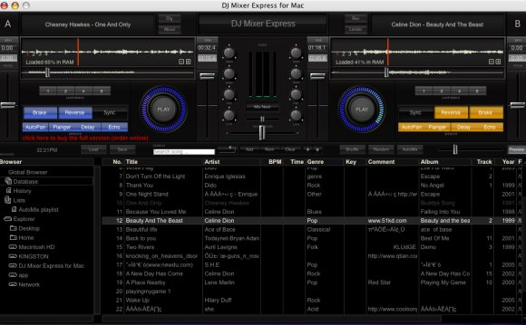 Music mixing software for beginners
